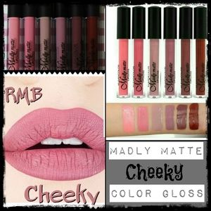 Madly Matte Cheeky Color Gloss